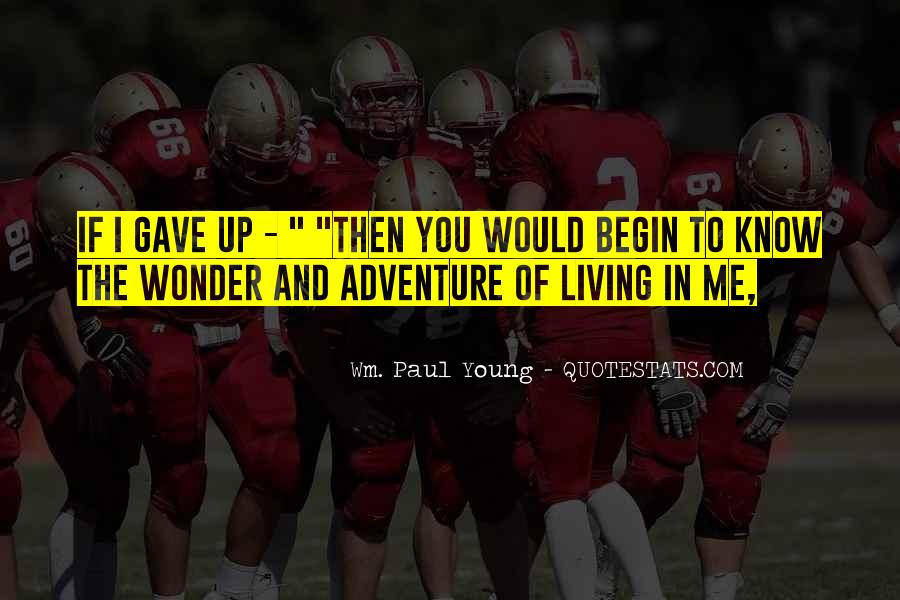 Quotes About Living Young #187848