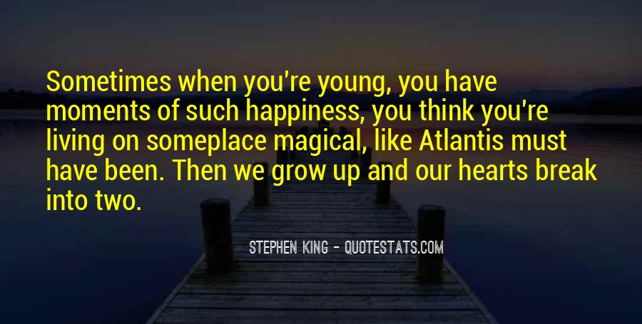 Quotes About Living Young #327058
