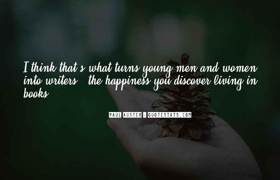 Quotes About Living Young #537957