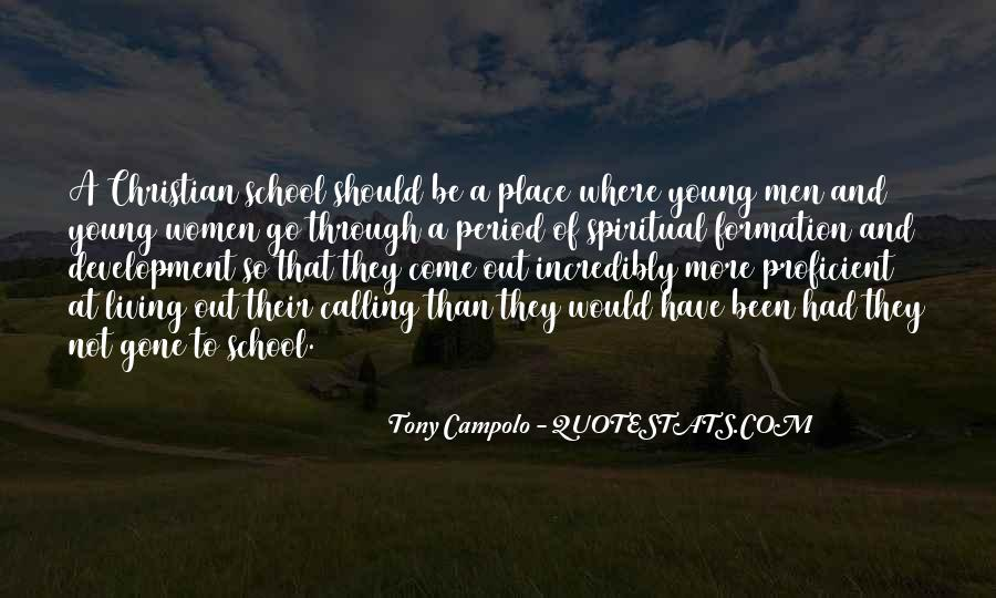 Quotes About Living Young #661215