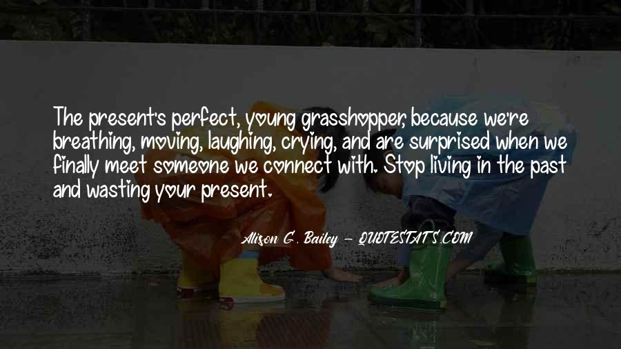 Quotes About Living Young #790449