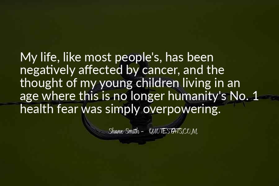Quotes About Living Young #83721