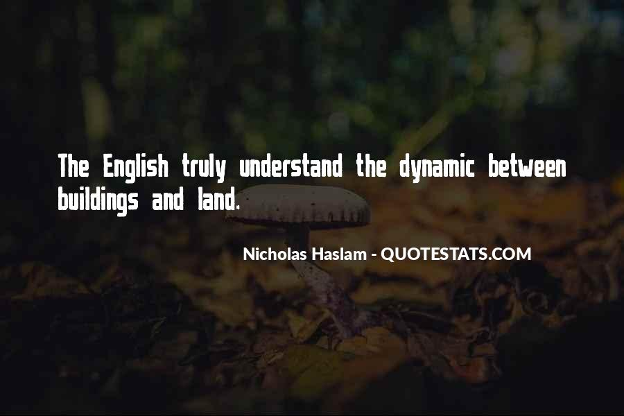 Haslam Quotes #1430689