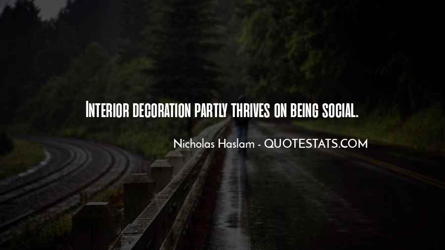 Haslam Quotes #351047