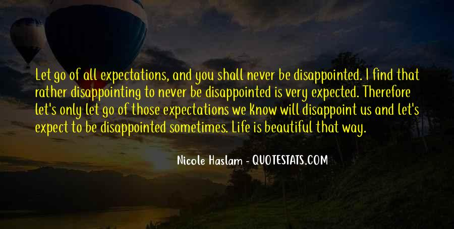 Haslam Quotes #611600