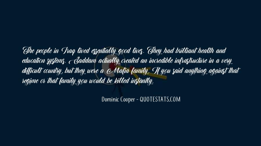Quotes About Difficult Family #1513071