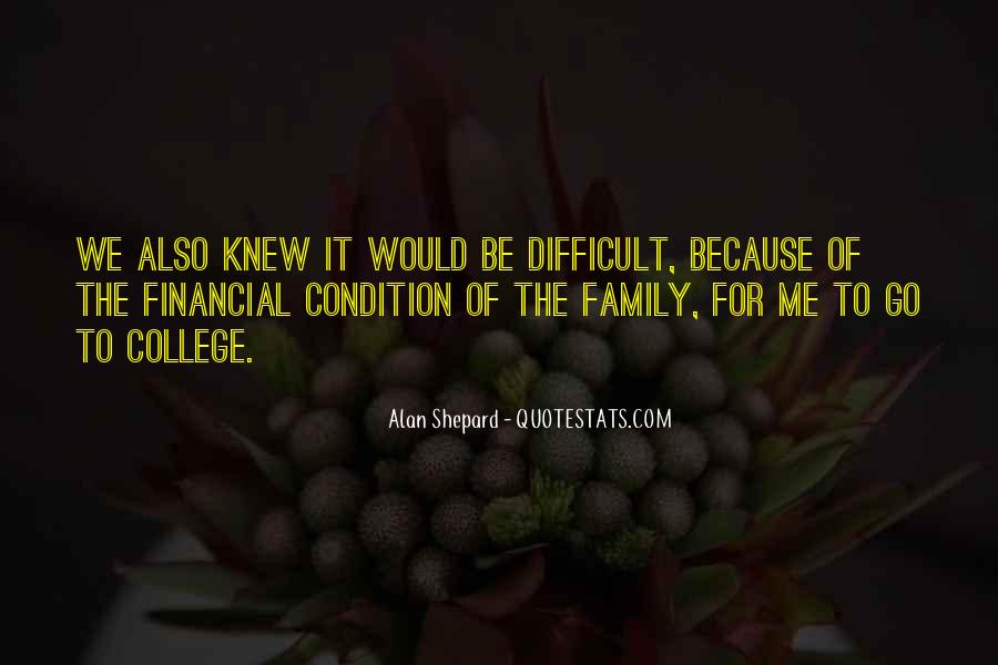 Quotes About Difficult Family #299152