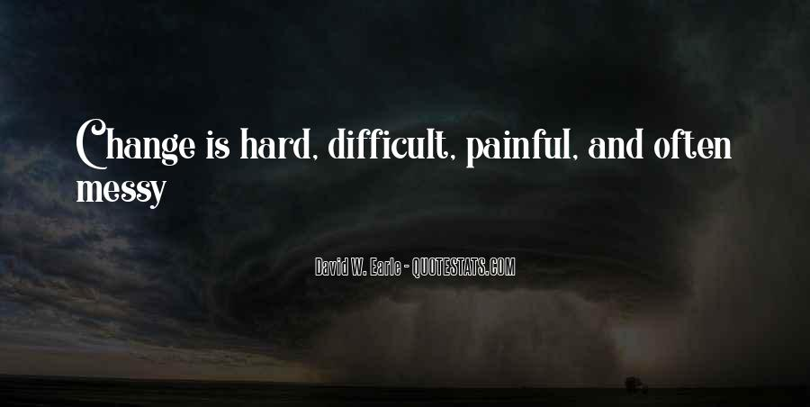 Quotes About Difficult Family #513581