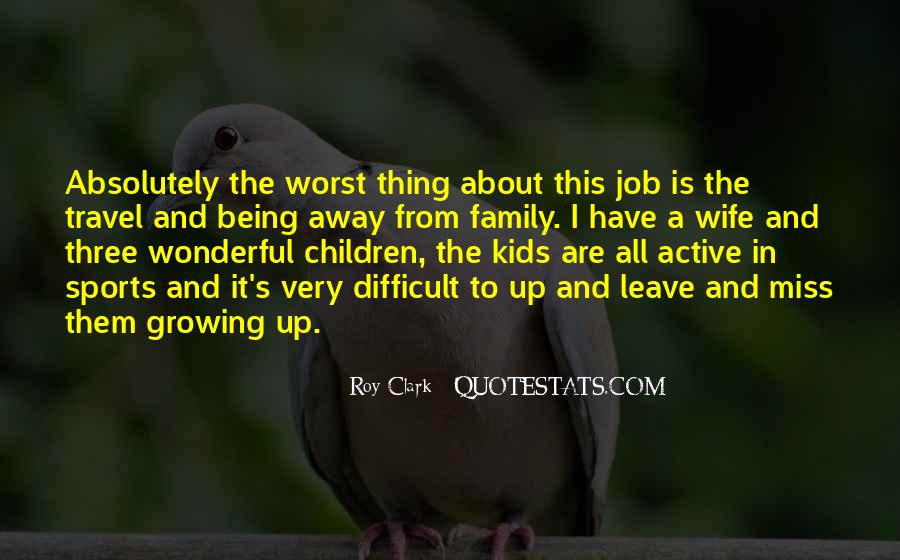 Quotes About Difficult Family #767930