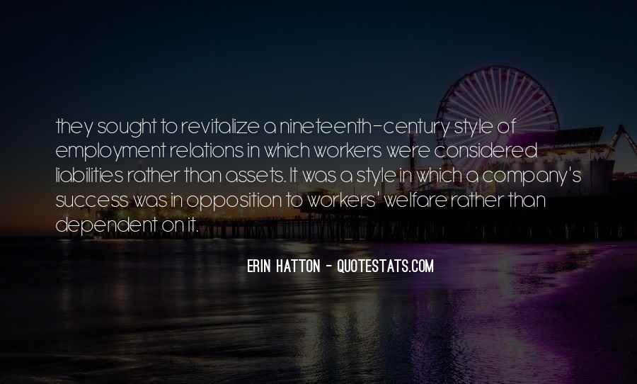 Hatton's Quotes #1000859