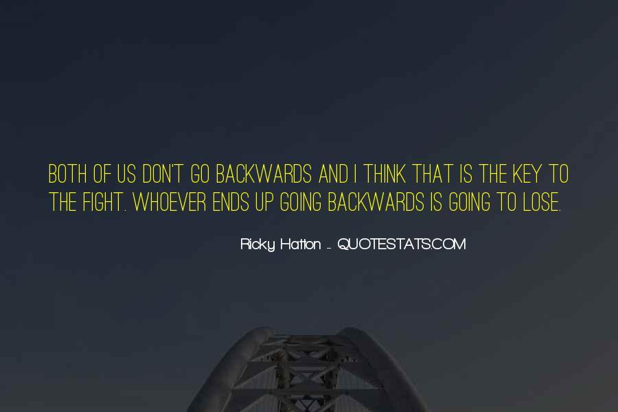 Hatton's Quotes #1625944
