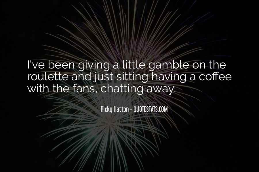 Hatton's Quotes #1779283