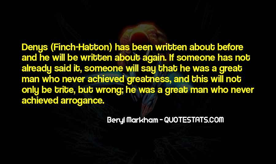 Hatton's Quotes #1798636