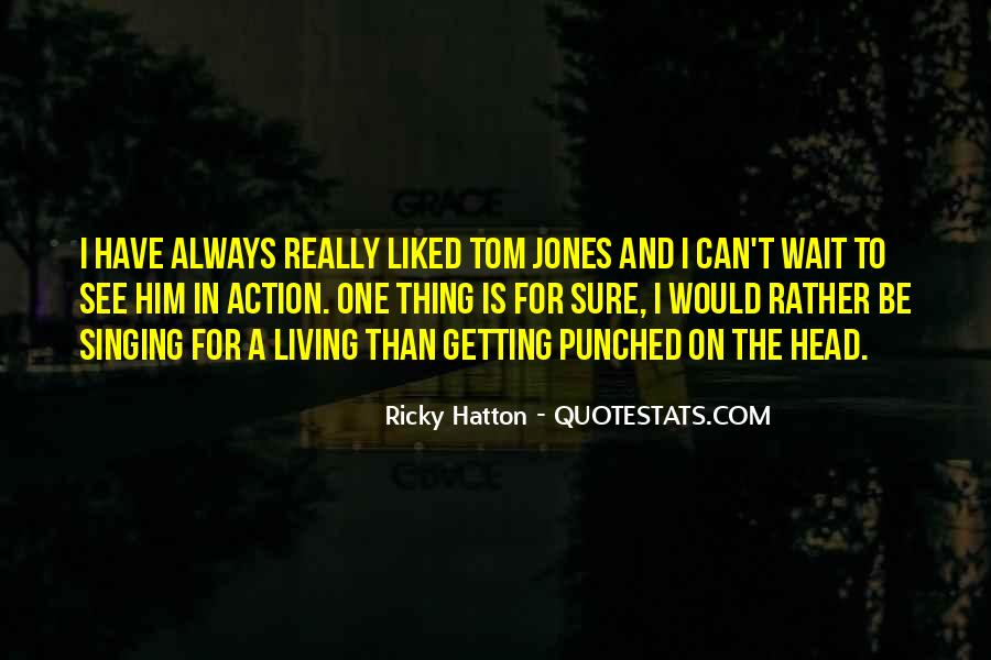 Hatton's Quotes #1851828