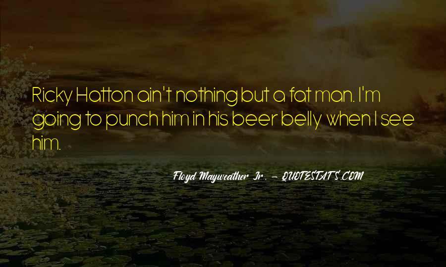 Hatton's Quotes #640174