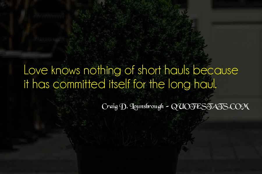 Hauls Quotes #255978