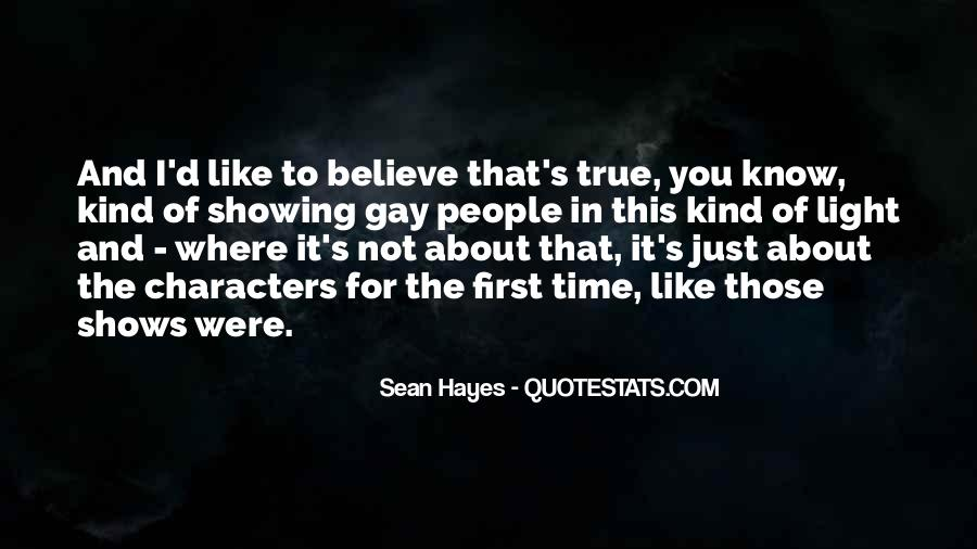 Hayes's Quotes #1044964