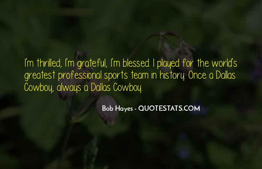 Hayes's Quotes #273077