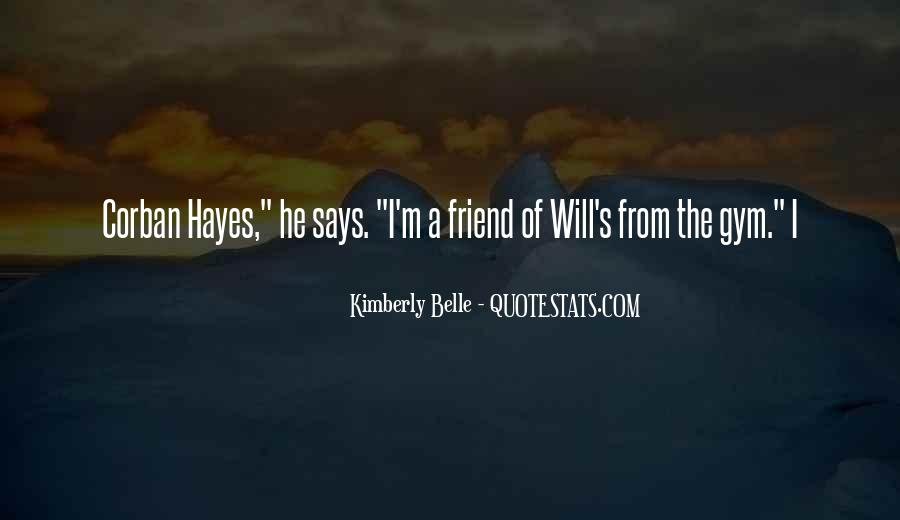 Hayes's Quotes #29608