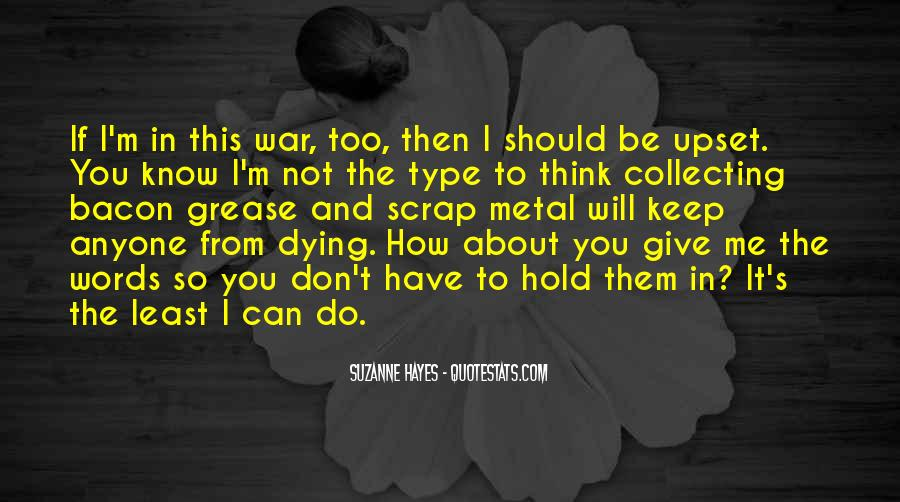 Hayes's Quotes #439457