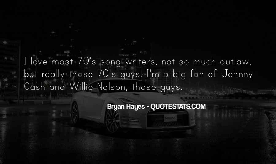 Hayes's Quotes #461120