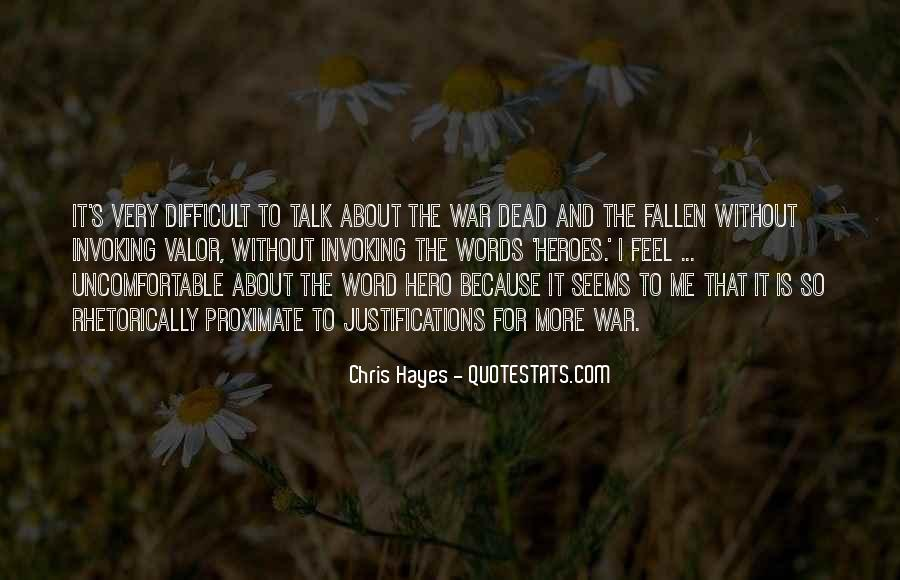 Hayes's Quotes #61206