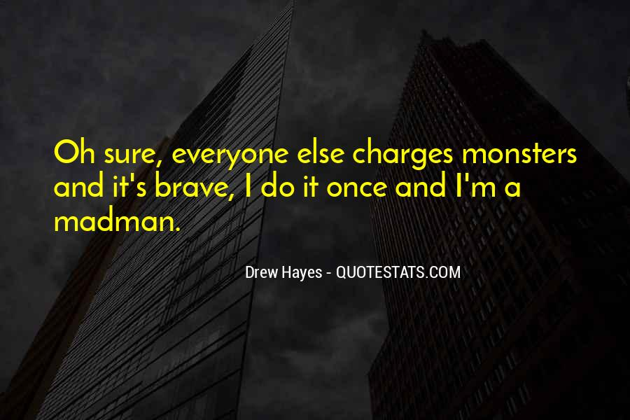 Hayes's Quotes #627317