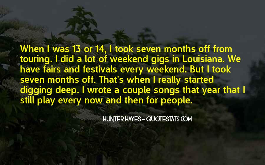 Hayes's Quotes #670175