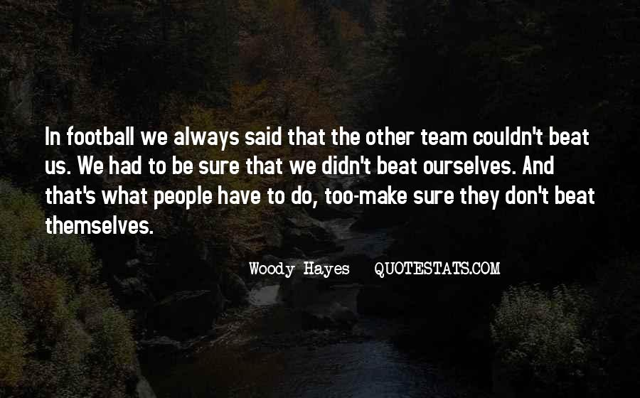 Hayes's Quotes #81006