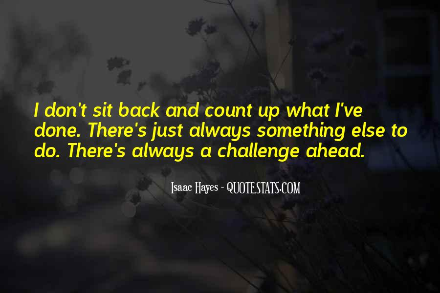 Hayes's Quotes #963447