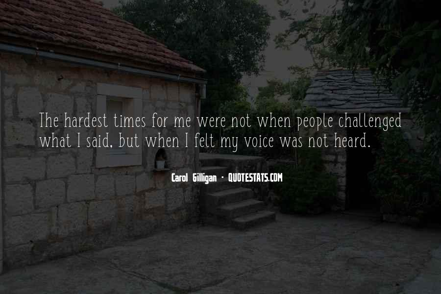Heard'st Quotes #11155