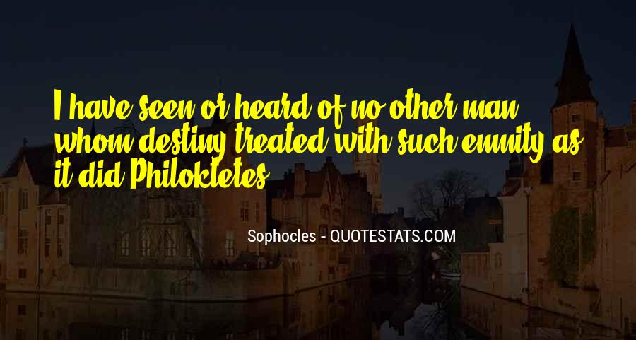 Heard'st Quotes #13496