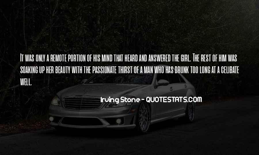 Heard'st Quotes #19369