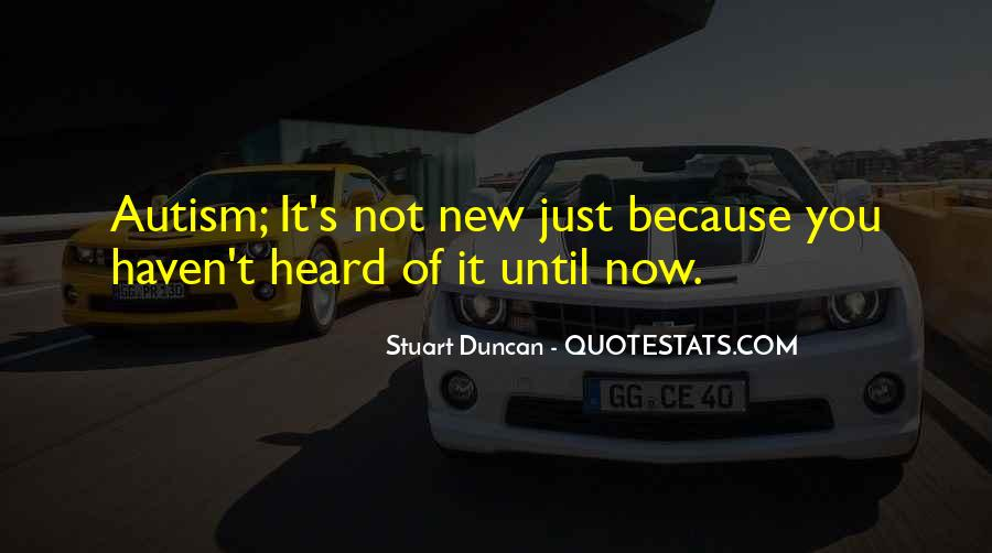 Heard'st Quotes #22928