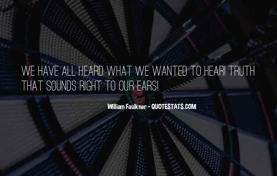 Heard'st Quotes #9779