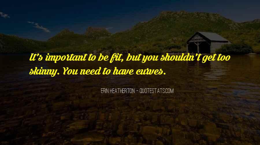 Heatherton Quotes #1483231