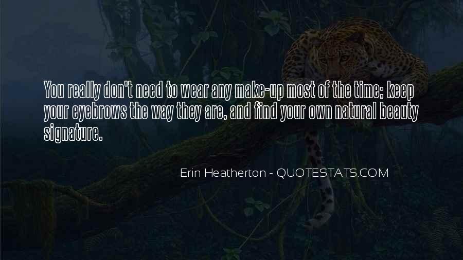 Heatherton Quotes #1536442