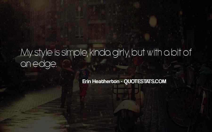 Heatherton Quotes #619076