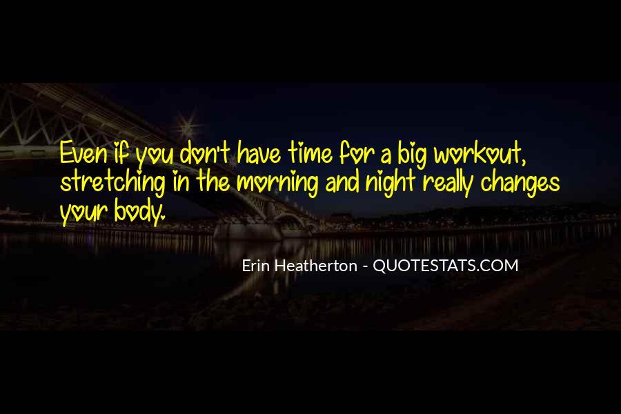 Heatherton Quotes #682103