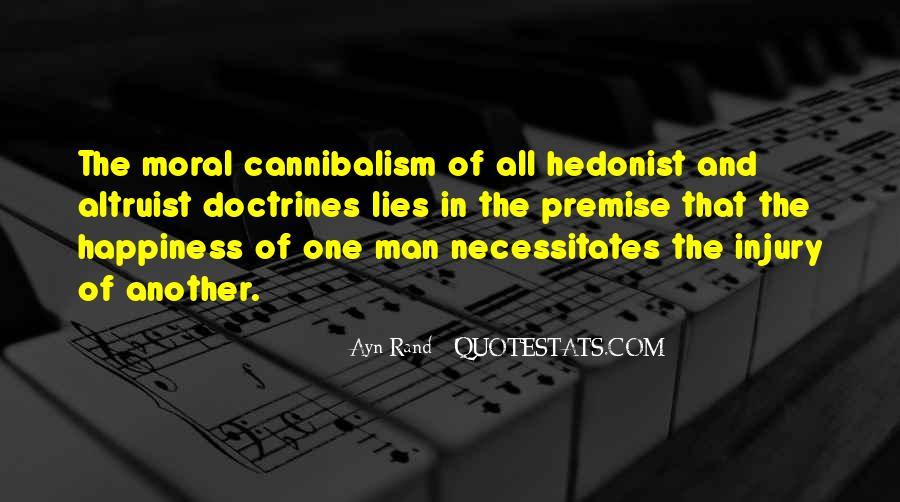 Hedonist Quotes #352447