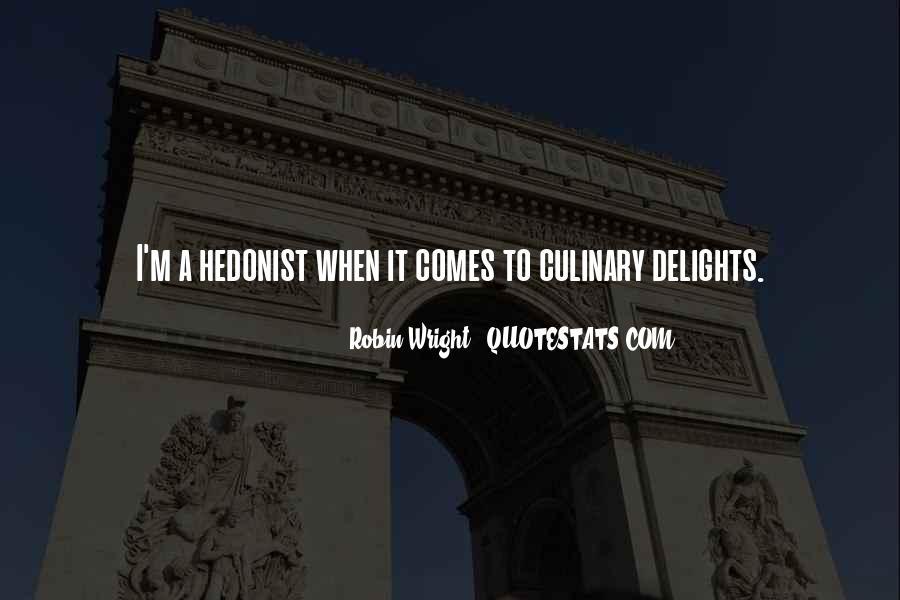 Hedonist Quotes #355602