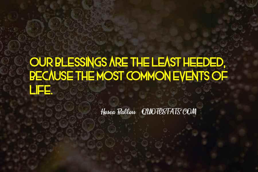 Heeded Quotes #1763722