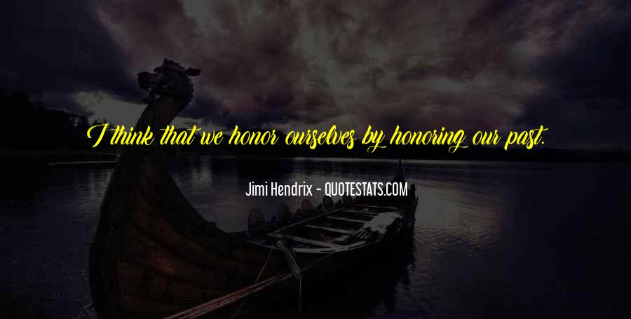 Hendrix's Quotes #100088