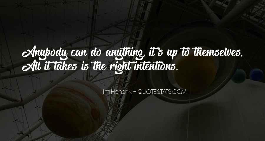 Hendrix's Quotes #1020975