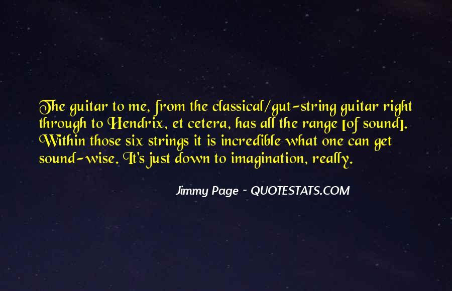 Hendrix's Quotes #1052870