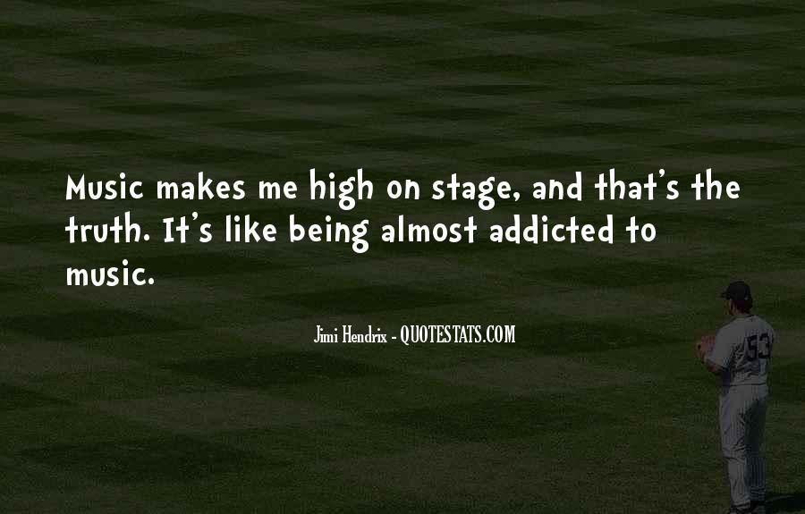 Hendrix's Quotes #1073067