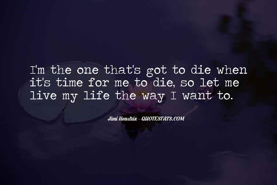 Hendrix's Quotes #1123979