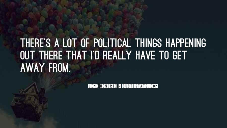 Hendrix's Quotes #1216315