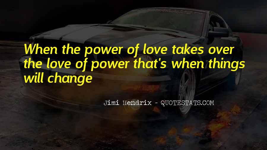 Hendrix's Quotes #1294634