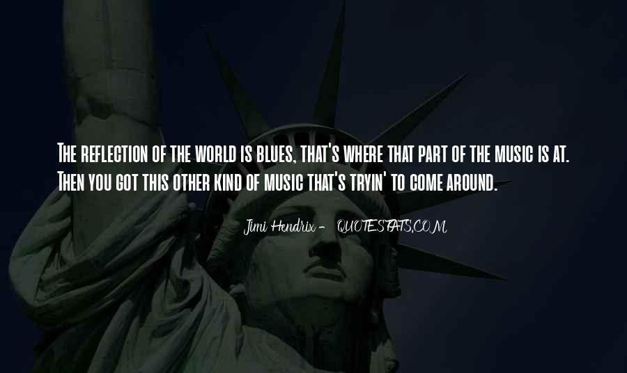 Hendrix's Quotes #1318337
